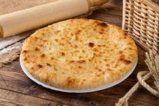 Осетинские пироги с картофелем и грибами