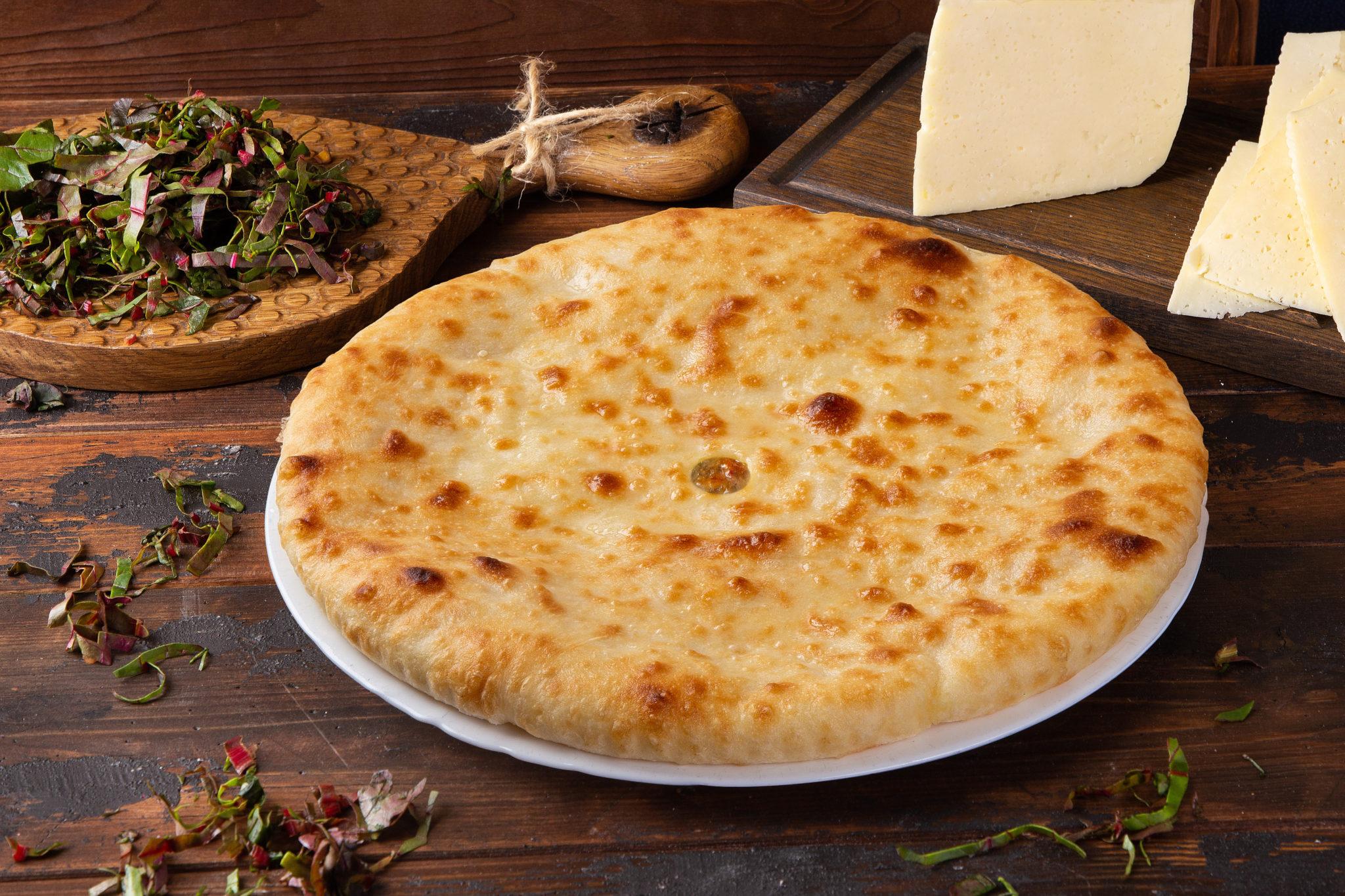 новые как делают осетинские пироги фото текстура