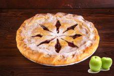 Фирменный пирог с яблоком