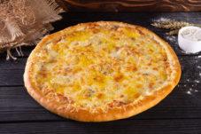 Пицца «Четыре сыра» 33 см