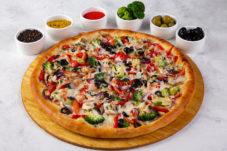 Пицца «Вегетарианская» 33 см