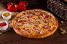 Пицца «Гавайская» 33 см