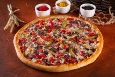 Пицца «Охотничья» 33 см