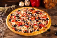 Пицца «Палермо» 33 см